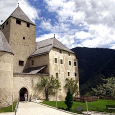 The history of Ladins in the Dolomites is revealed in the Ciastel de Tor/ Thurn Castle