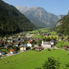 View of Weißbach
